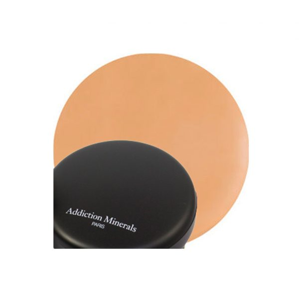 addiction minerals compact foundation