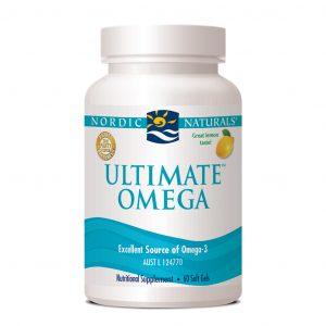 Ultimate Omega soft-gels
